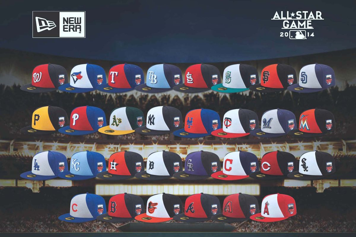 MLB Unveils All-Star Caps - Bleed Cubbie Blue c5f70dc0efd