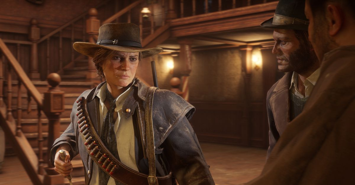 Red Dead Redemption 2s disappearing campers bug has a fix
