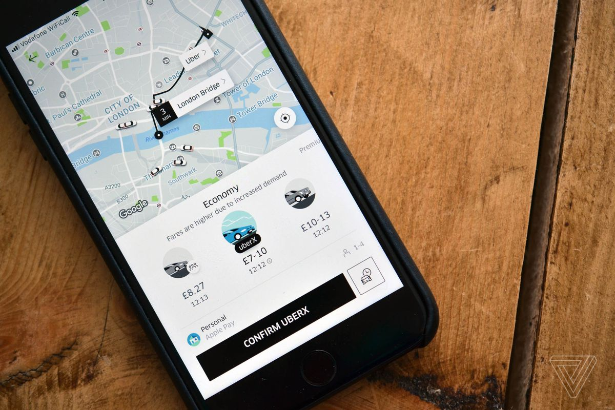 Uber opens up its London data