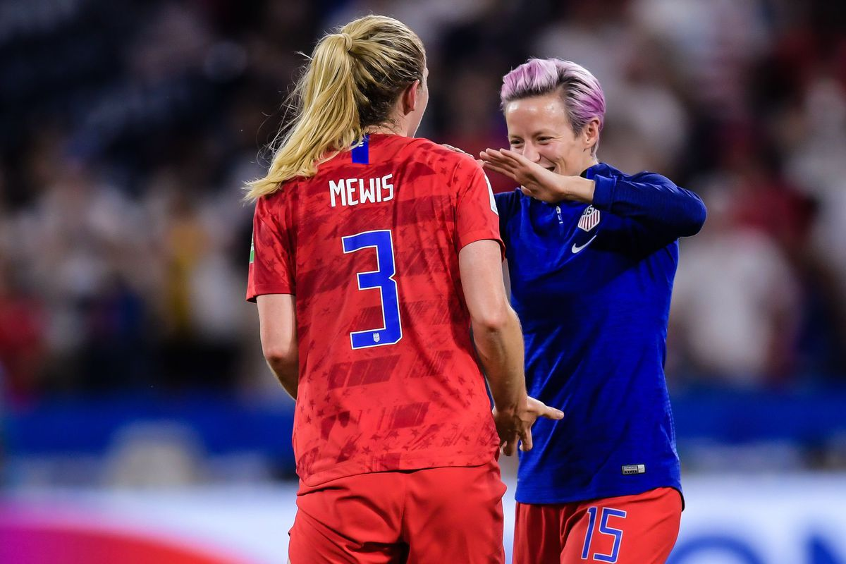 2019 women s world cup final usa vs netherlands