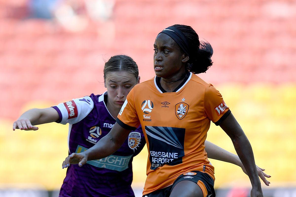 W-League Rd 1 - Brisbane v Perth