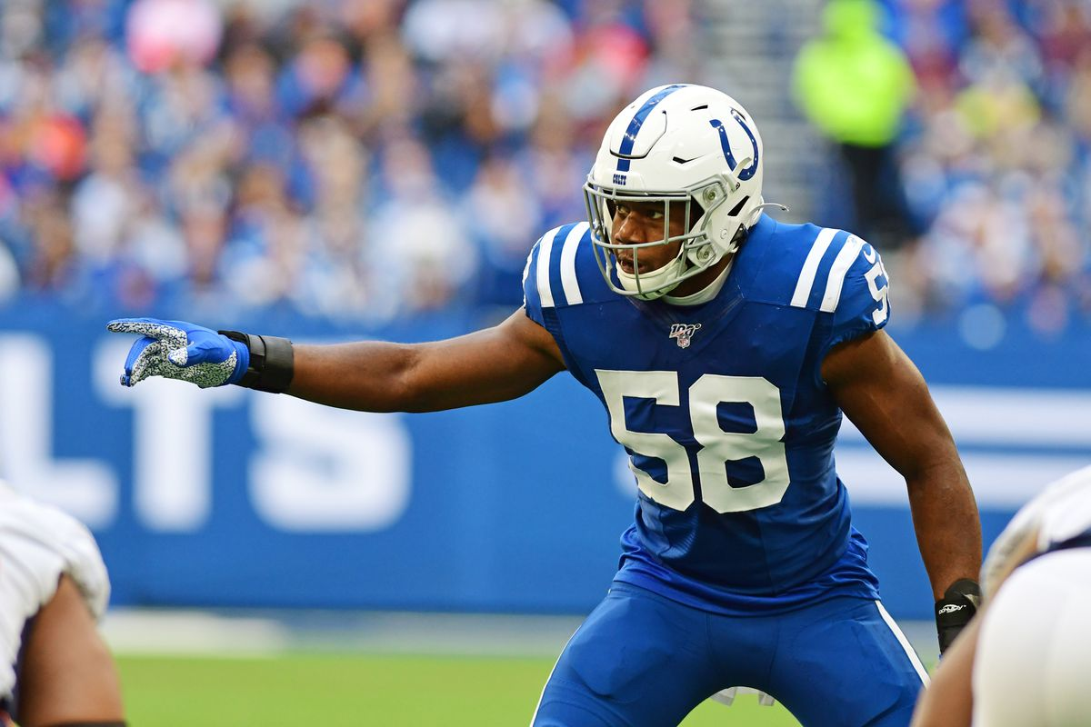 ESPN Lists Colts LB Bobby Okereke Among Its Top 25 Prospects Who Could Break Out in 2020 - Stampede Blue