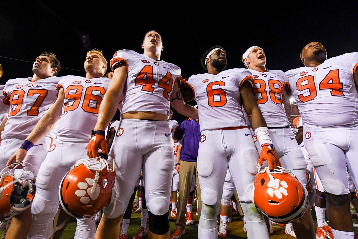 NCAA Football: Clemson at Auburn