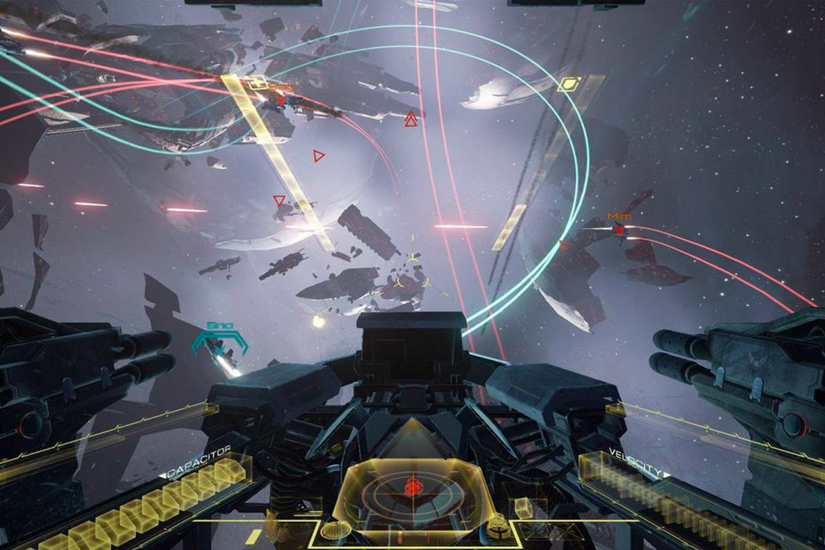 Eve: Valkyrie may be VR's killer app: Hands-on with the latest