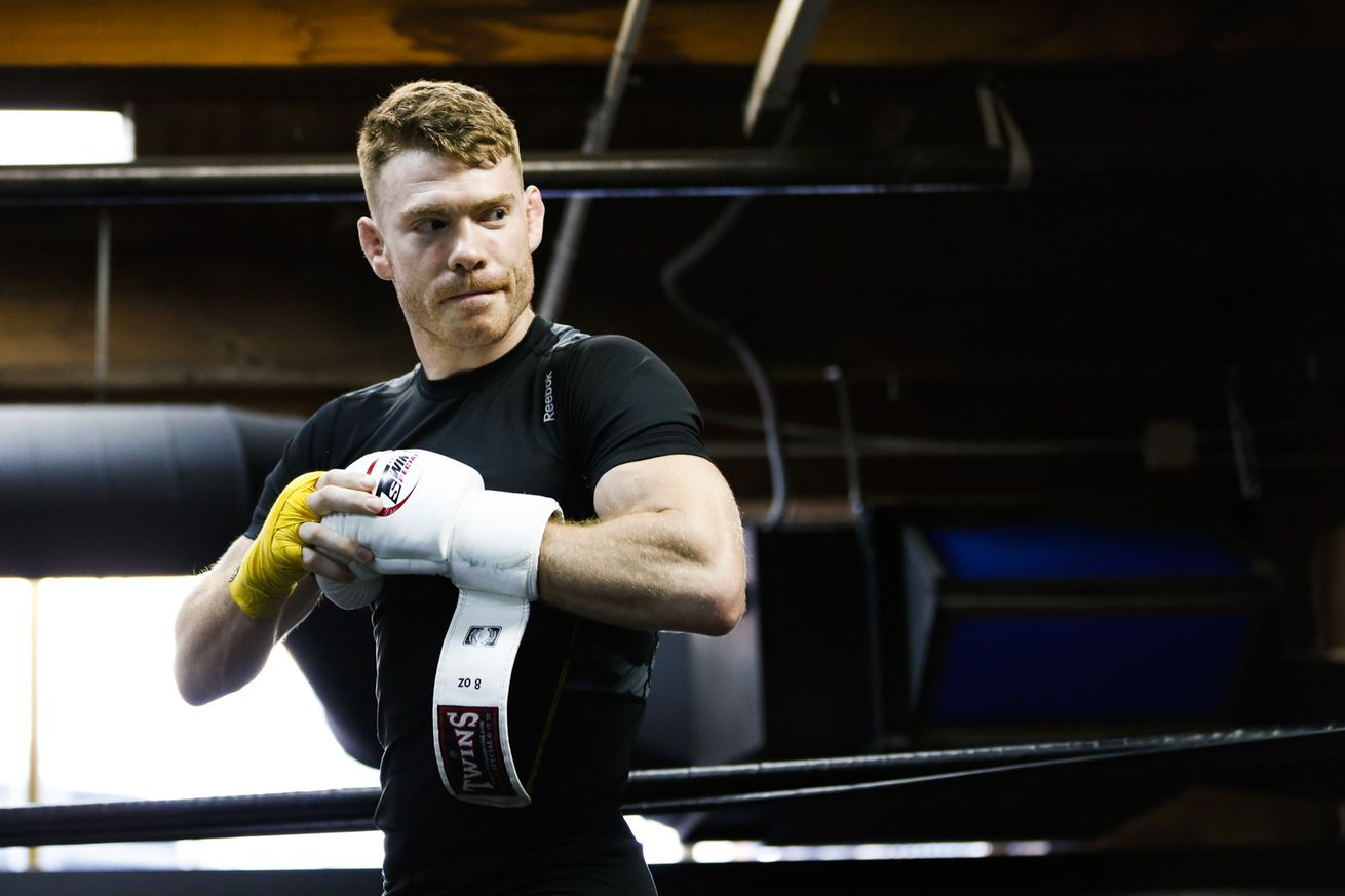 Paul Felder will pay tribute to his late father in the Octagon at UFC Glasgow