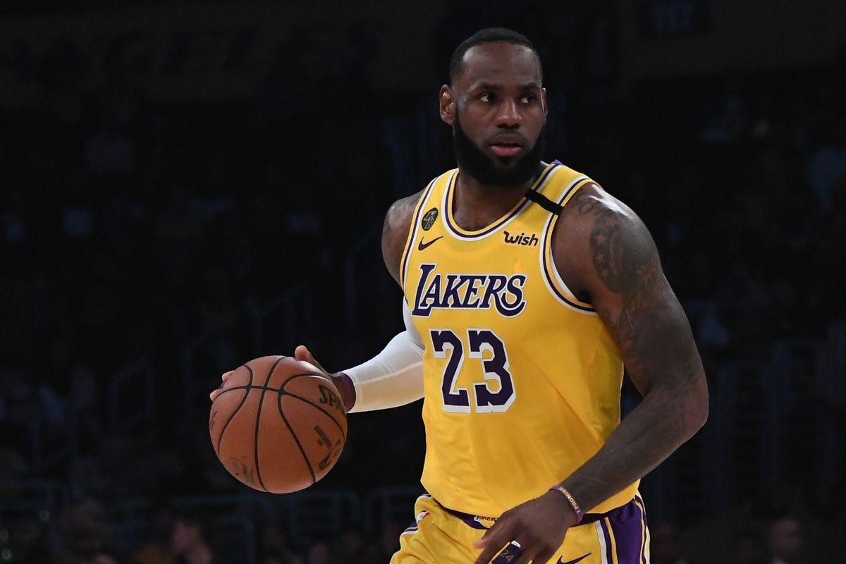 NBA: Brooklyn Nets at Los Angeles Lakers