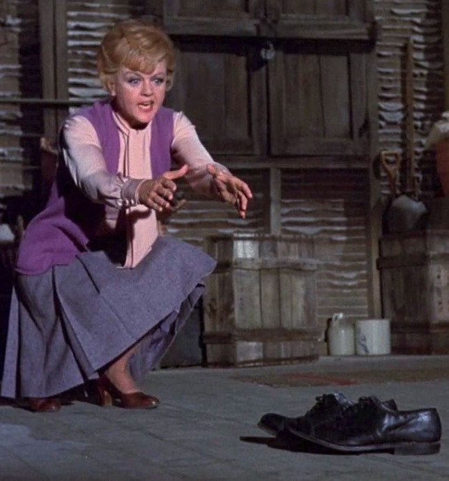 Image result for bedknobs and broomsticks miss price