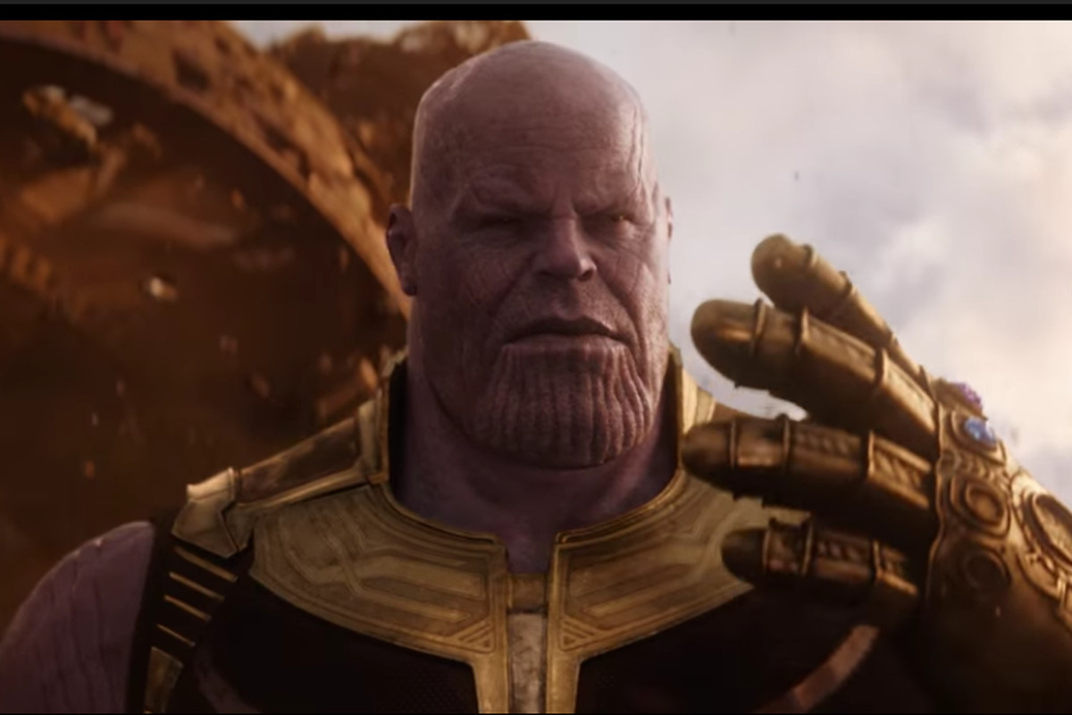 Image result for infinity thanos