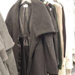 Belted Shawl-Collar Jacket, $150