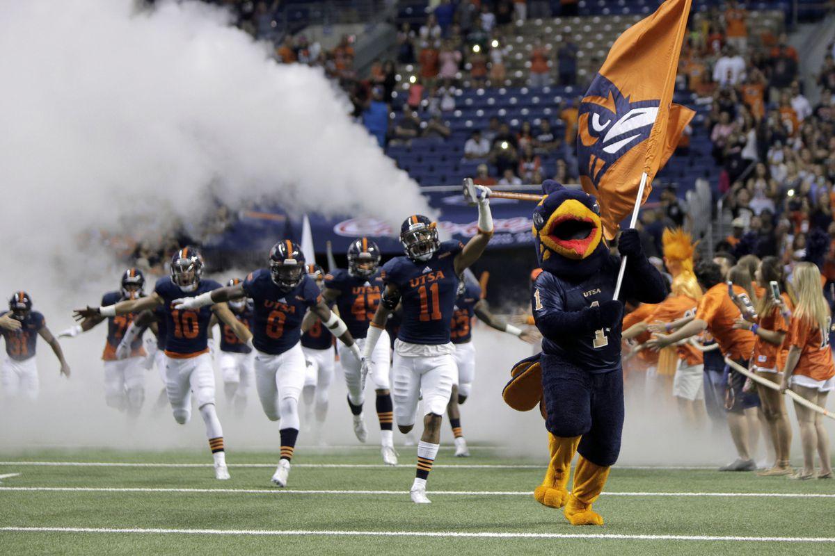 NCAA Football: Colorado State at Texas-San Antonio
