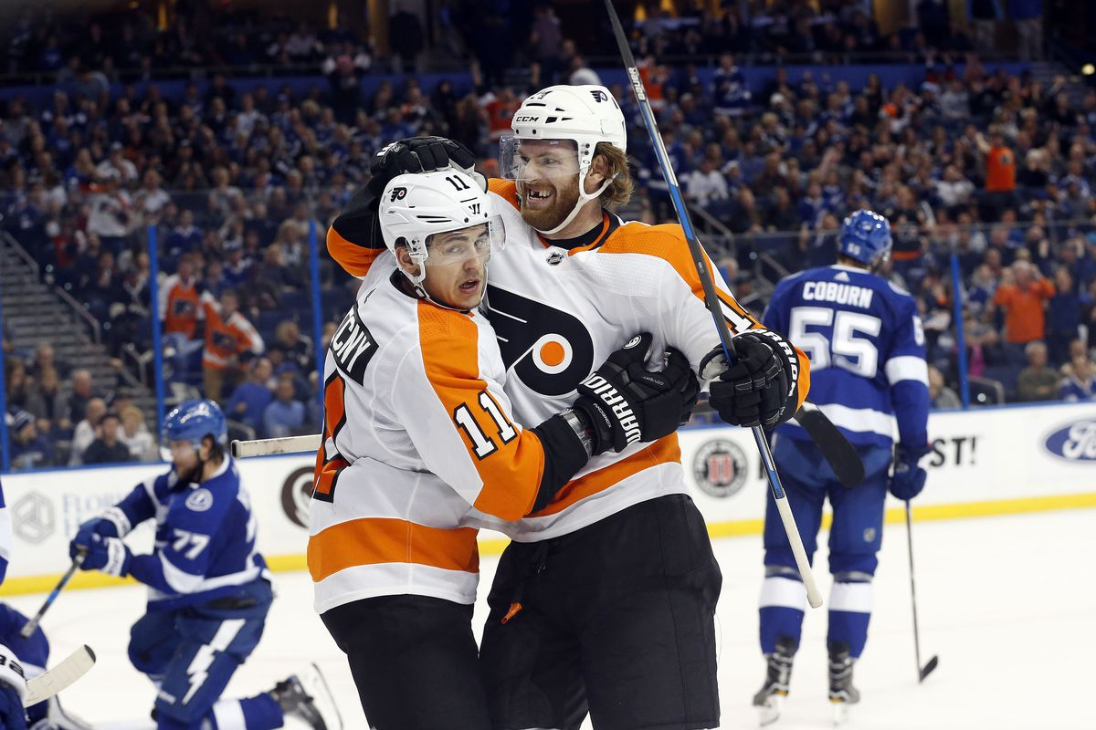 bsh radio reacts to the 5 3 win over the tampa bay lightning broad