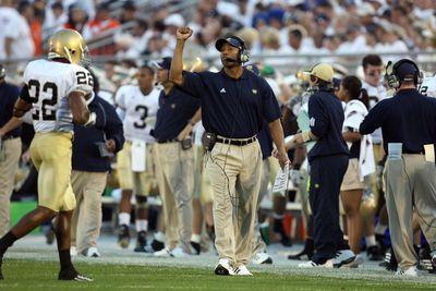 Notre Dame v Penn State
