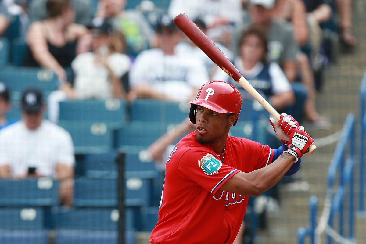 If the IronPigs are going to win they are going to need this guy to come back to what he once was
