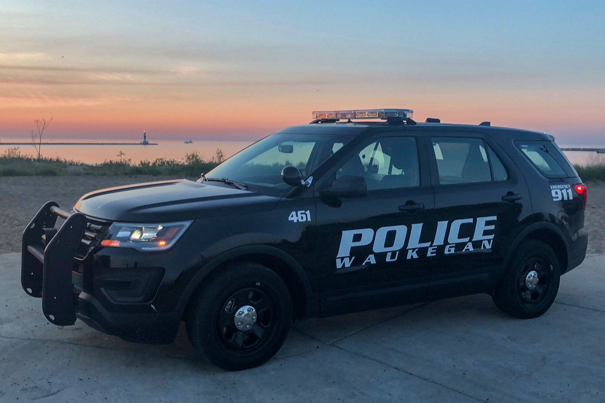 A man was killed in a crash June 30, 2020, in Waukegan.