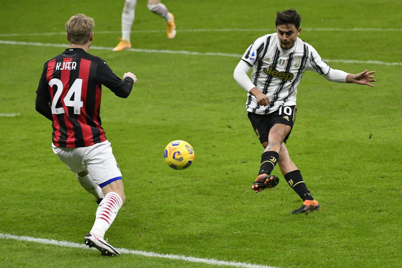 Round 4: Juventus vs. AC Milan match preview
