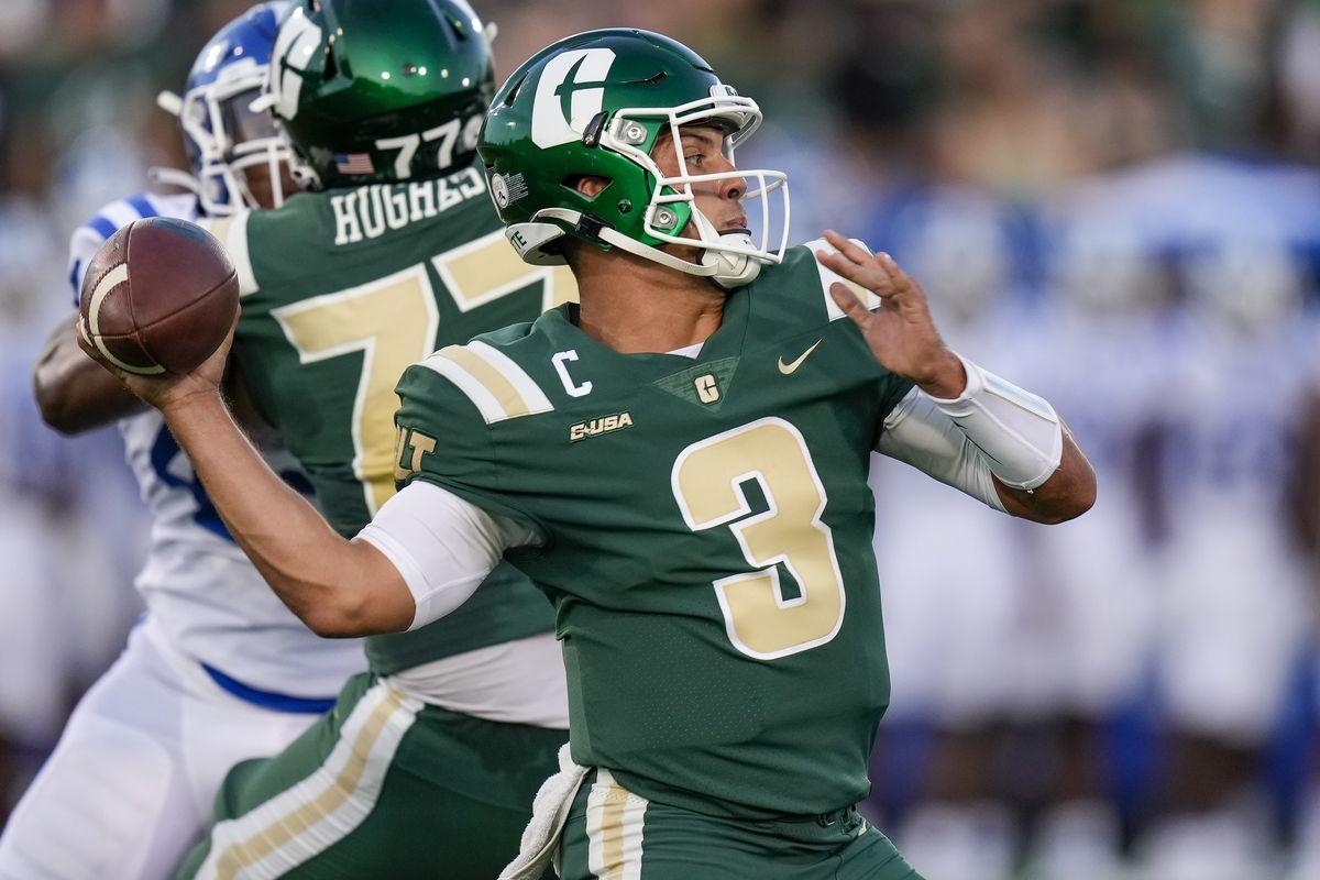 NCAA Football: Duke at Charlotte