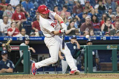 MLB: Game Two-San Diego Padres at Philadelphia Phillies