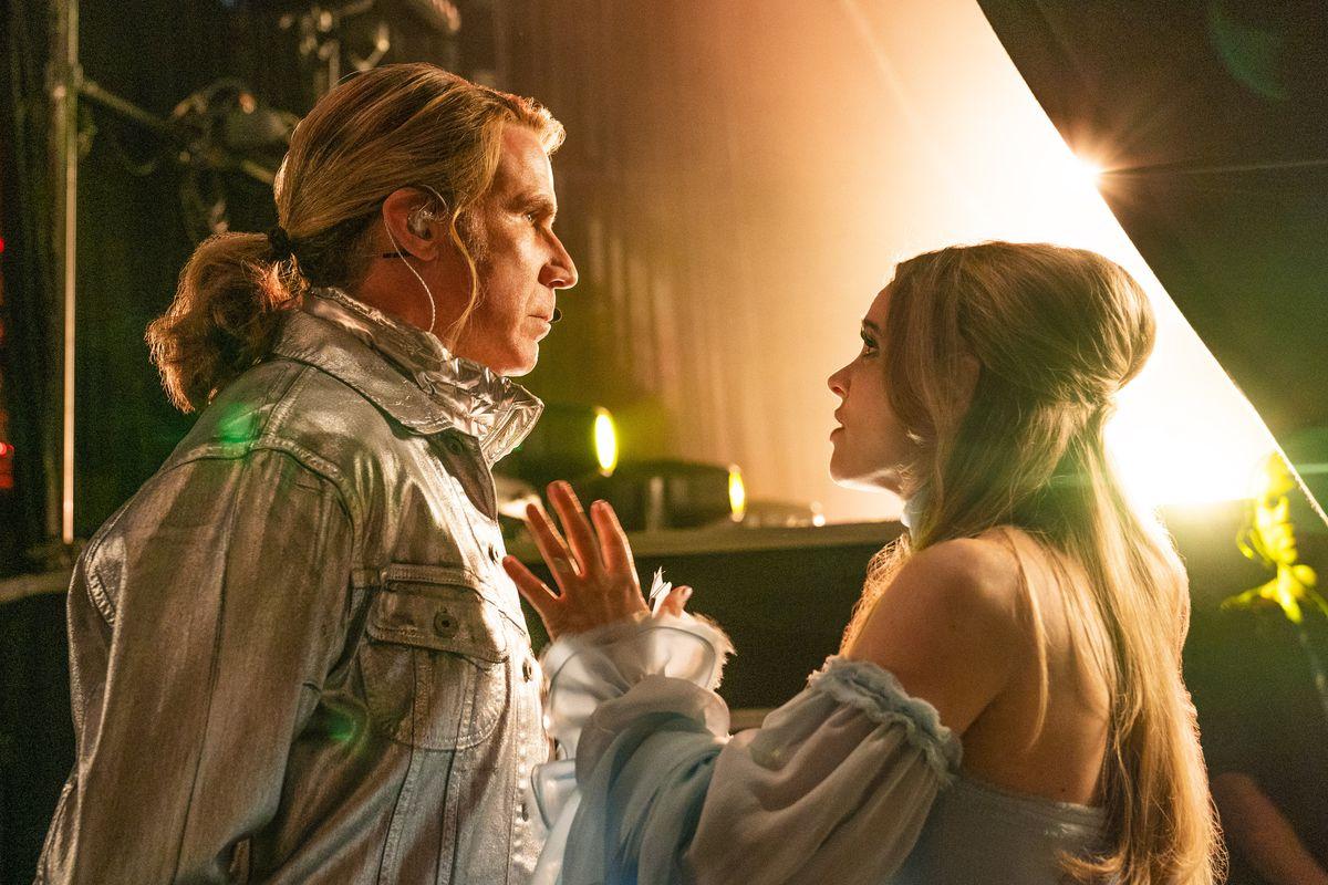 Will Ferrell and Rachel McAdams in Euriovision movie for Netflix