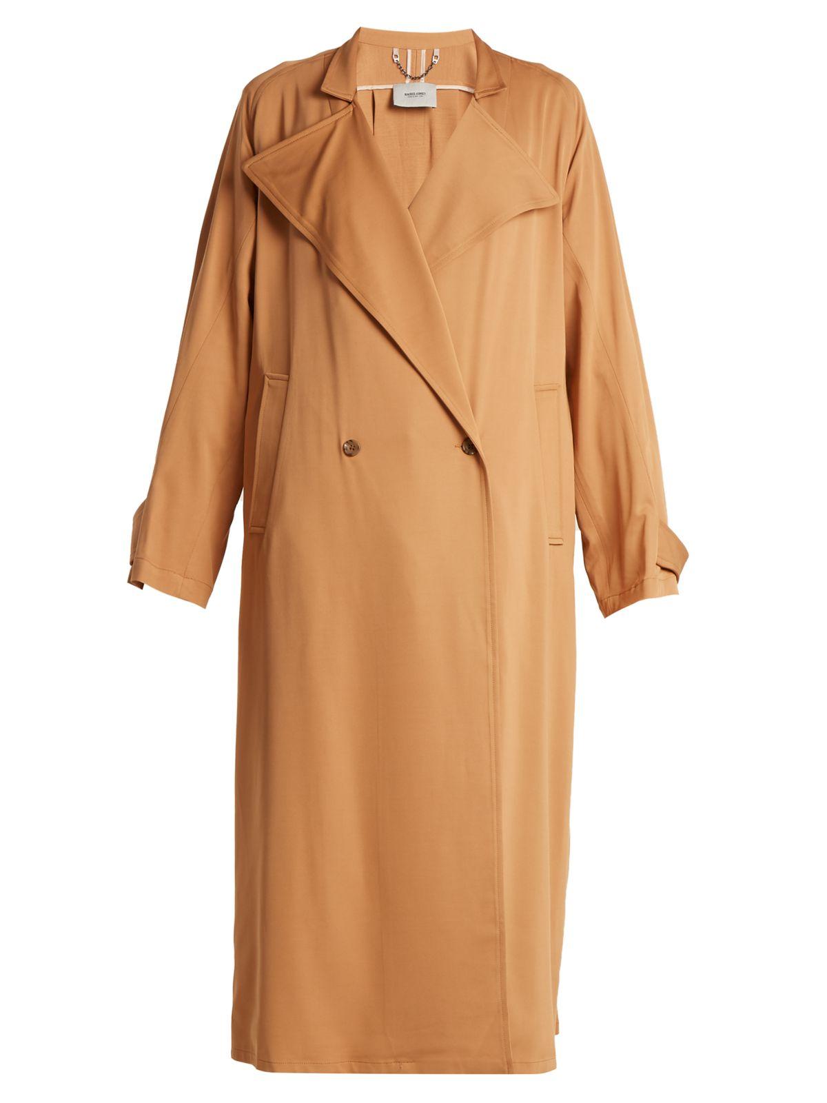Rachel Comey Shameless Trench Coat, $759
