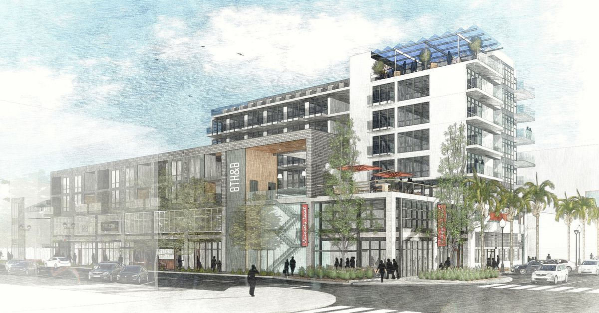 Multi-Use Complex and Restaurant Will Rise in National City
