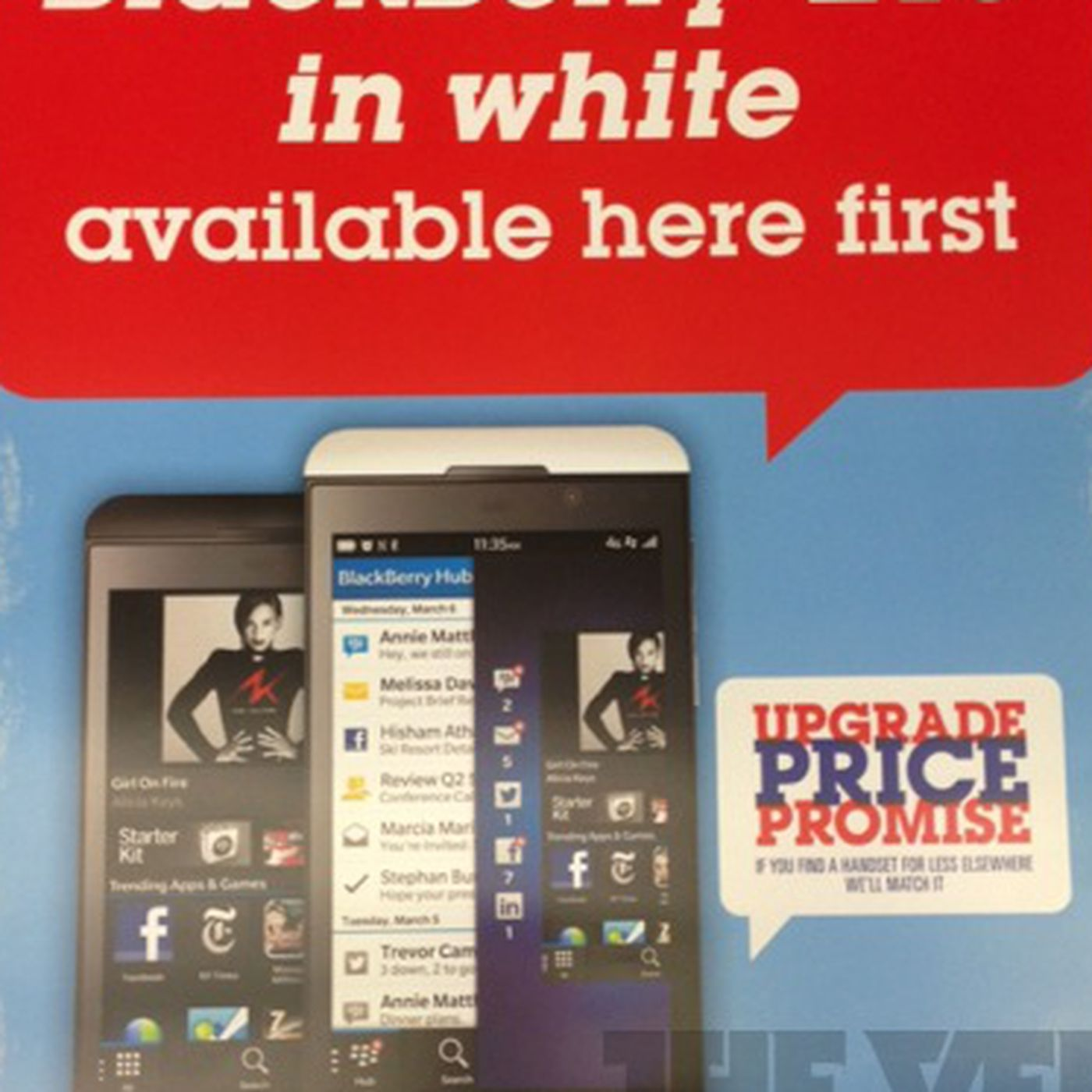 BlackBerry Z10 available on January 30th in the UK? - The Verge