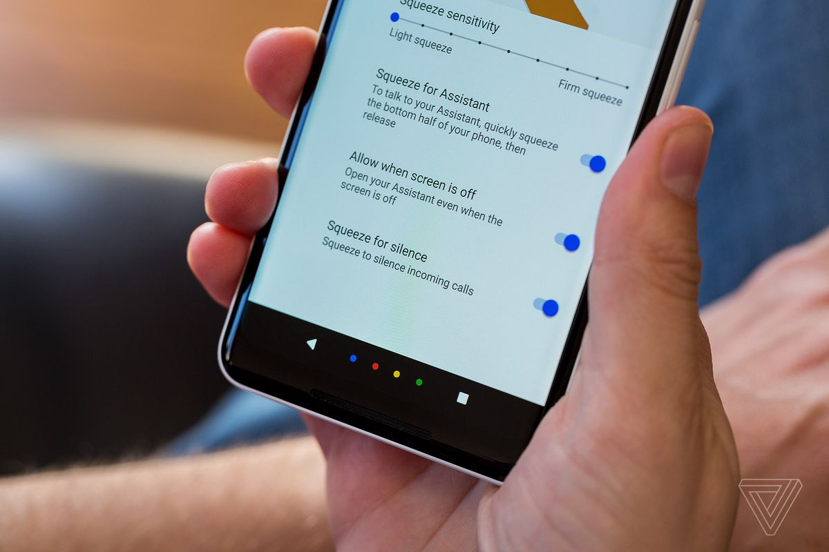 3 best and worst features of the google pixel 2 and pixel 2 xl photo by james bareham the verge buycottarizona Gallery