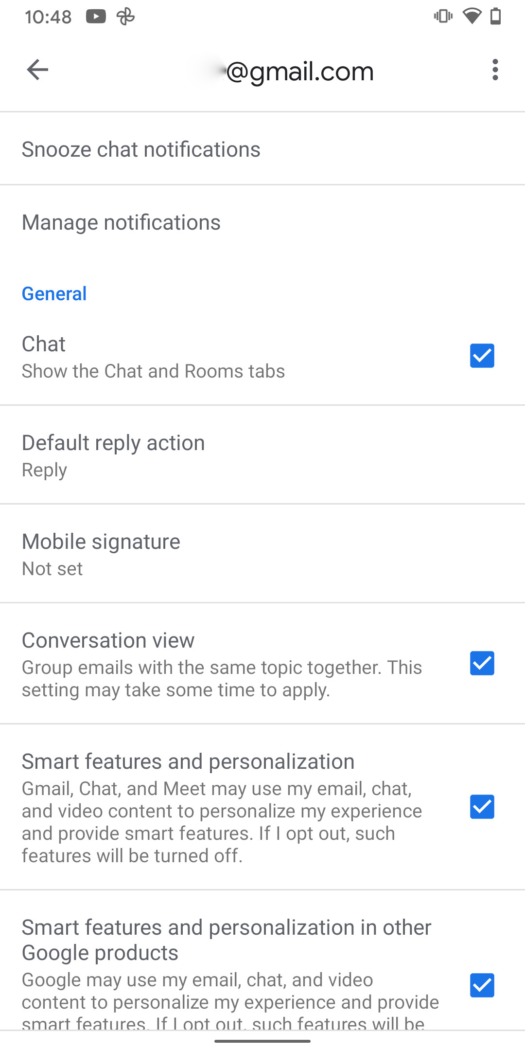 You can activate Chat in the General section of Settings.