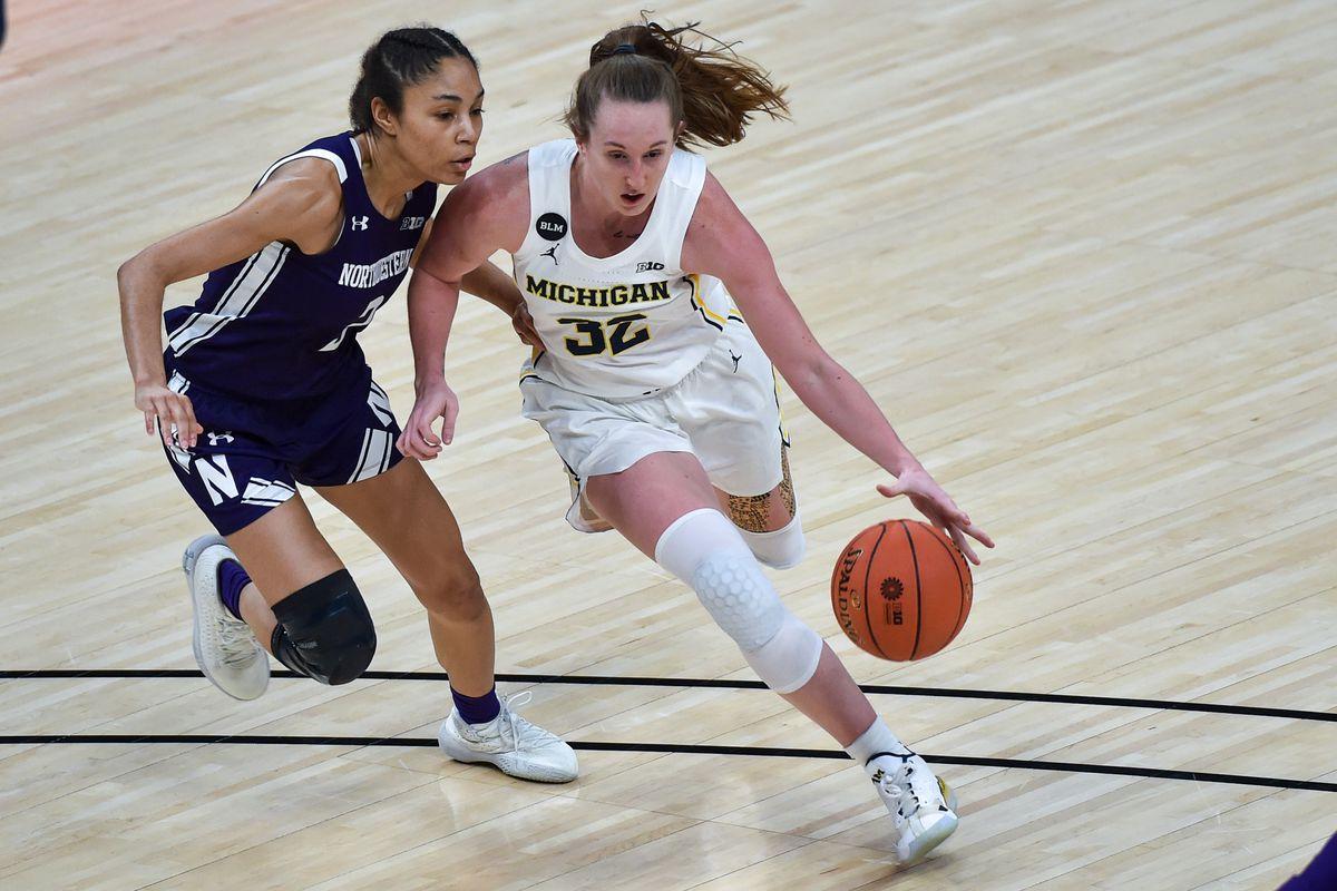Michigan v Northwestern - Big Ten Women's Basketball Tournament - Quarterfinals