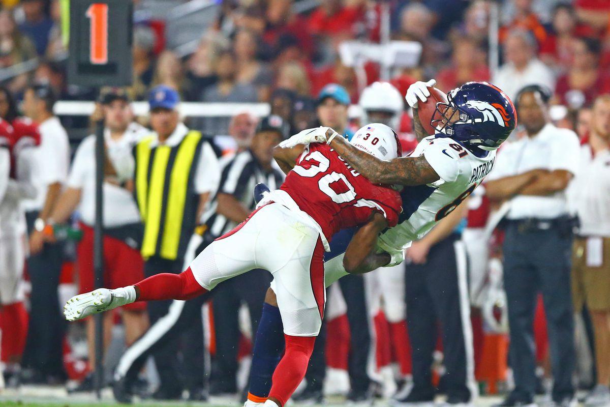 Thursday Night Football Live Thread Broncos Cardinals Blogging