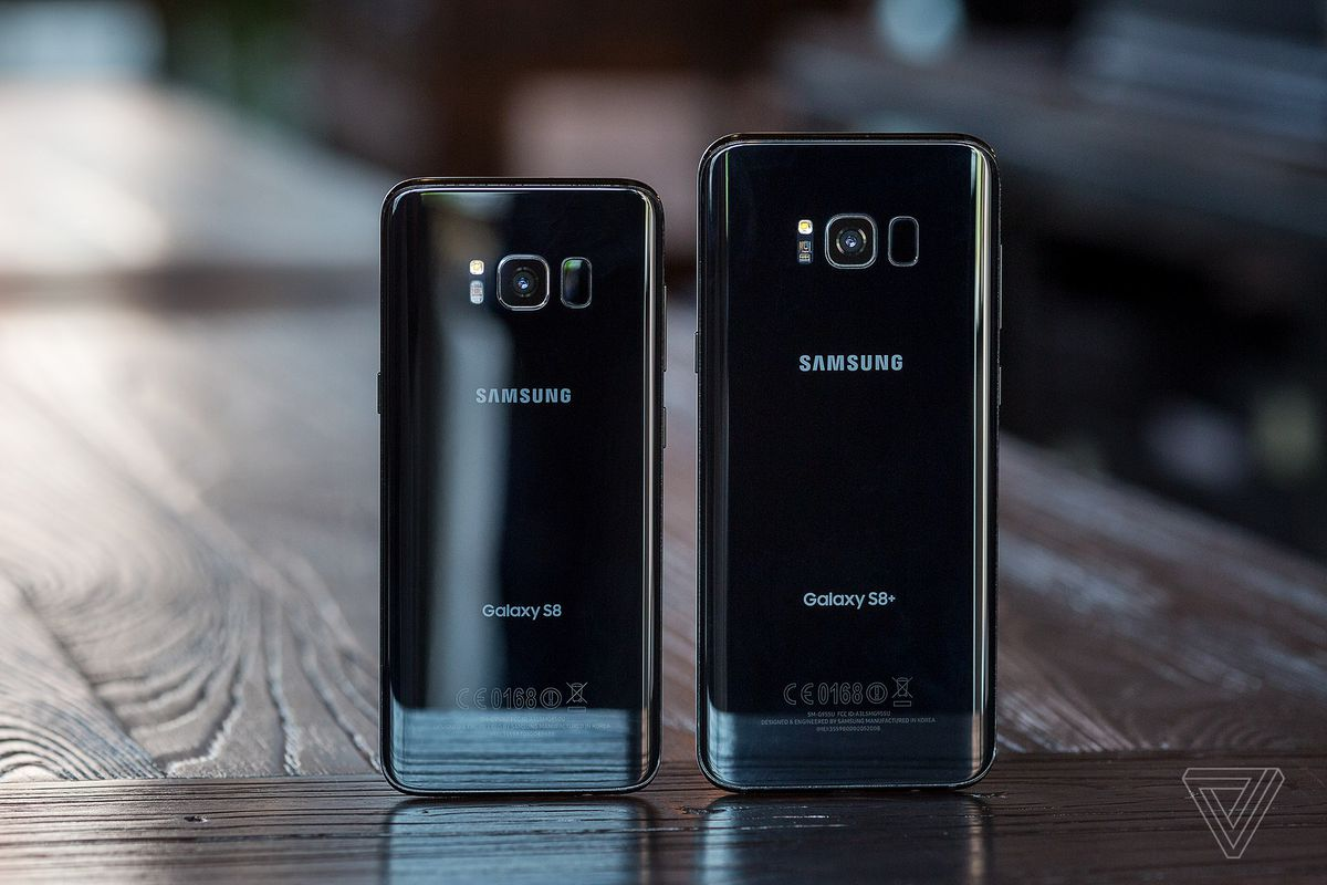 Samsung galaxy s8 starter guide 8 tips for your new phone the verge photo by james bareham the verge biocorpaavc Images