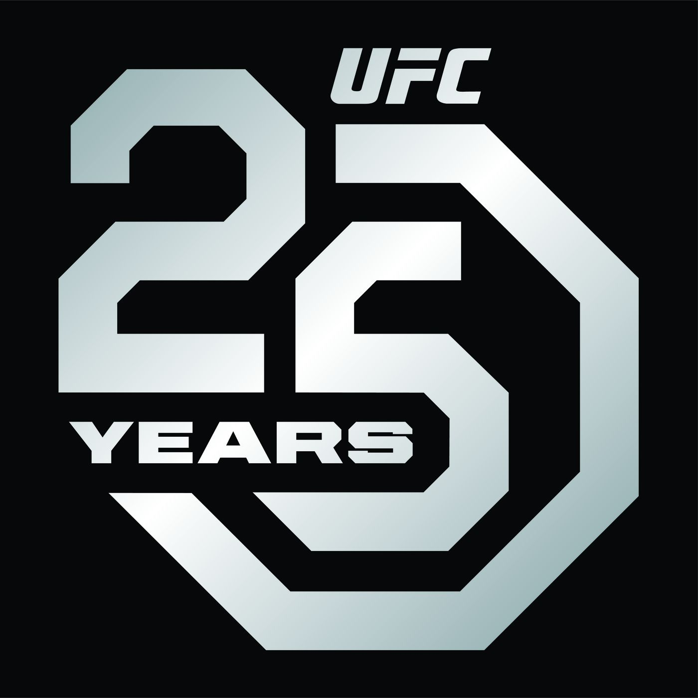 Ufc Unveils 25 Year Anniversary Logo For 2018 Campaign Mmamania Com
