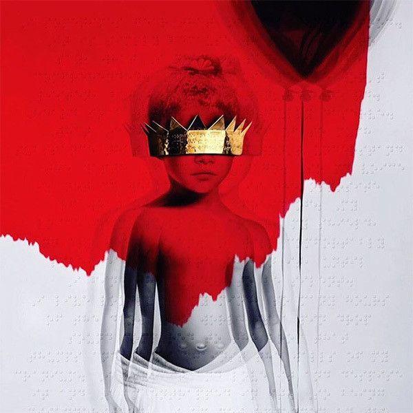 "Rihanna, ""Anti"" cover"