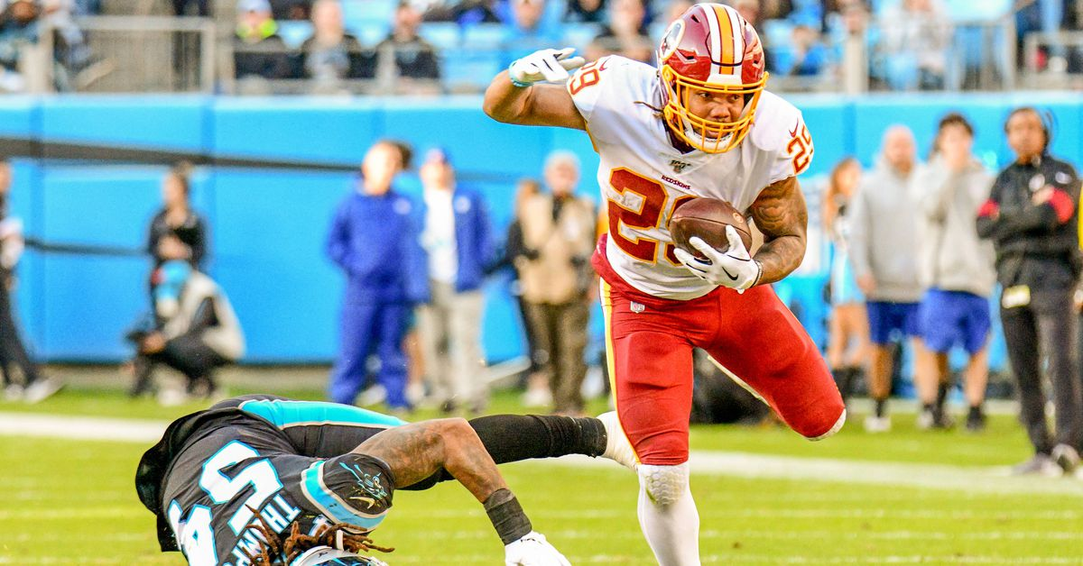 Skins Stats & Snaps: Redskins @ Panthers
