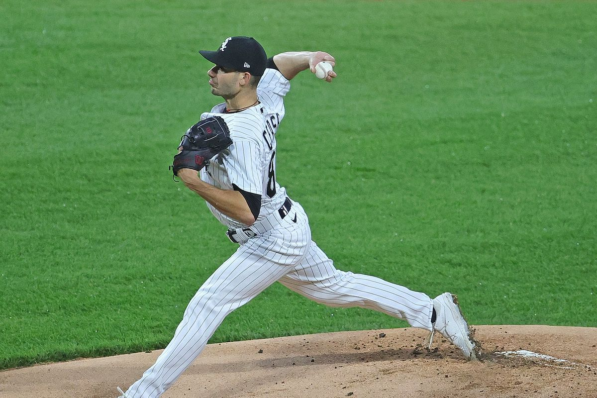 Dylan Cease got 29 swings and misses from Orioles batters in six innings of one-run ball. He struck out 10.