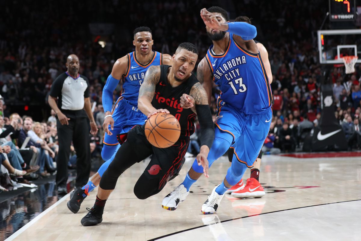 thunder vs trail blazers preview one last shot to catch