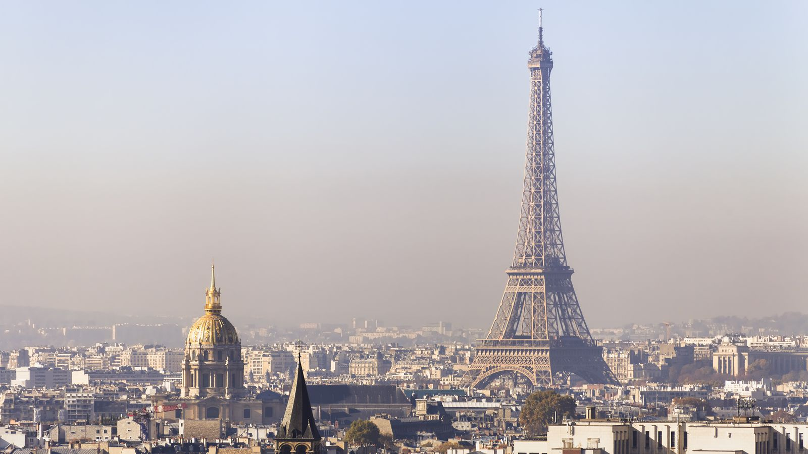 paris mayor wants to ban cars in city s center to combat pollution woes curbed. Black Bedroom Furniture Sets. Home Design Ideas