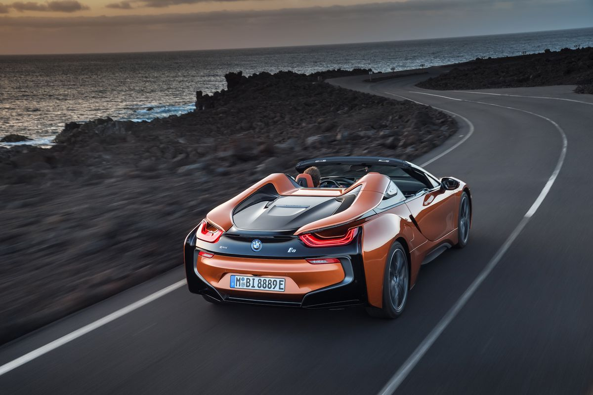 Of Course BMW Hasnt Said Exactly When The New I8s Will Be Available Or How Much That Ride Cost