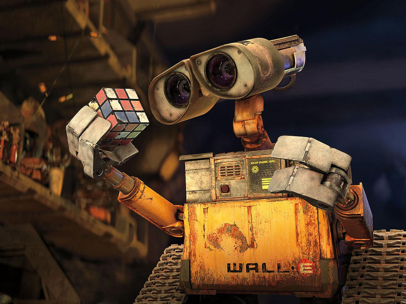 Now is the time to revisit Wall-E, perhaps the finest