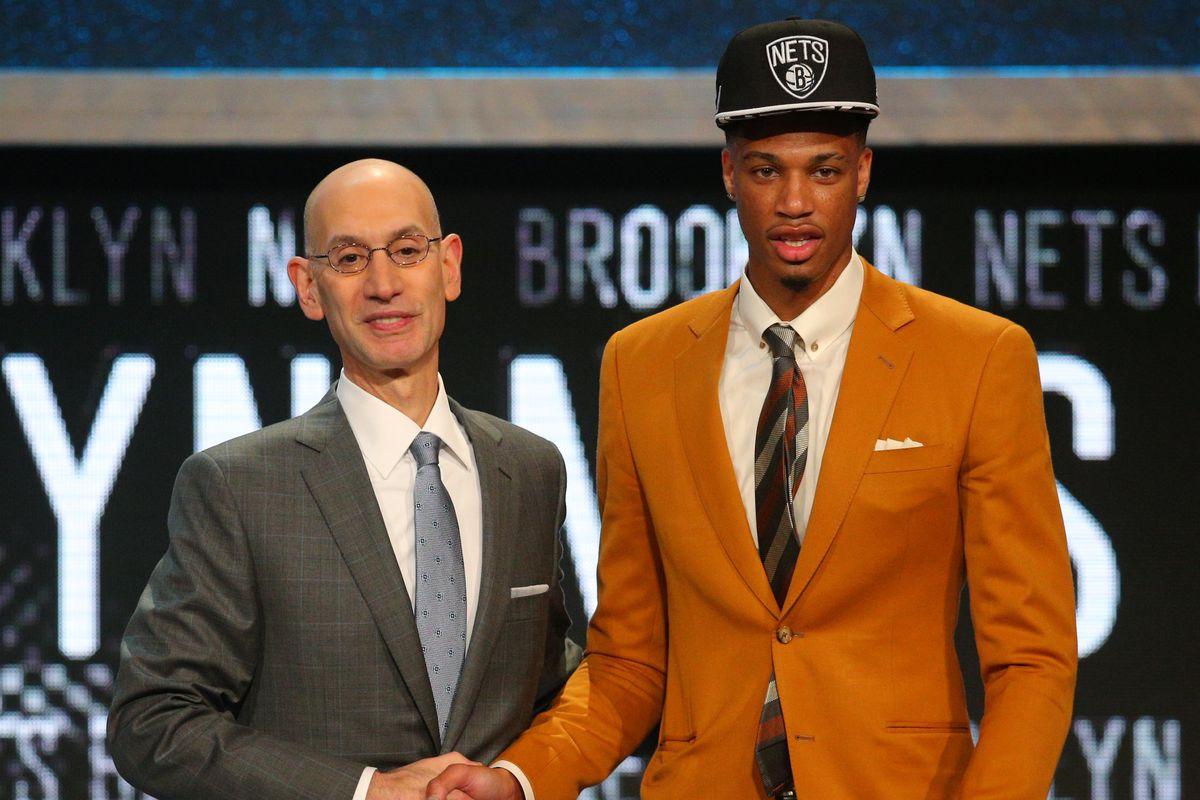 NBA: NBA Draft 2015