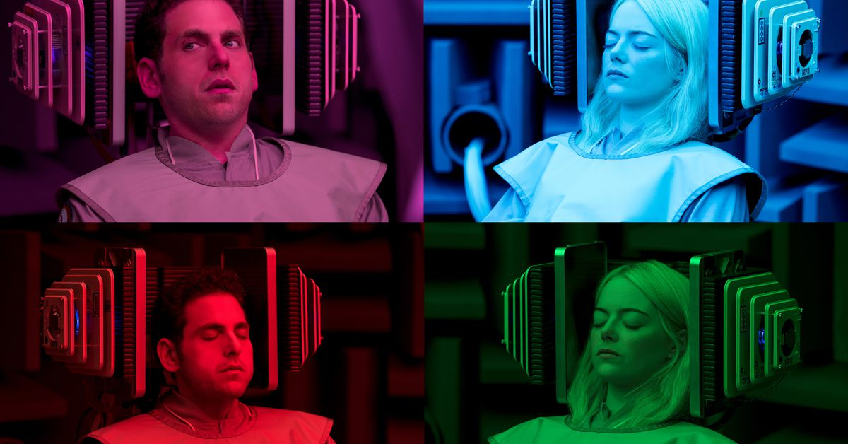 Maniac review: Netflix's new series stars Jonah Hill and Emma Stone - Vox