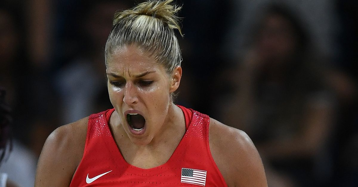 Delle Donne named to final USA Basketball women's national team roster - Bullets Forever