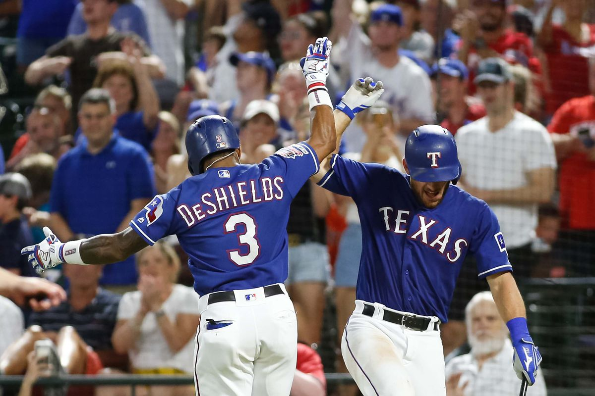 Texas Rangers July 16 News and Links - Lone Star Ball