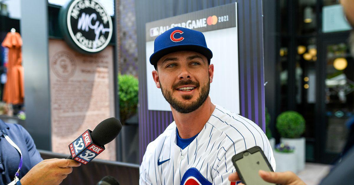 MLB trade deadline: Latest rumors on Cubs' Kris Bryant