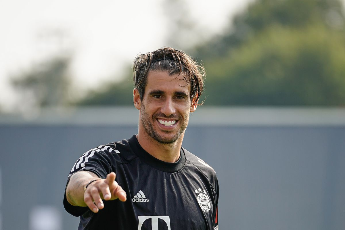 FC Bayern Muenchen Training Session & Press Conference