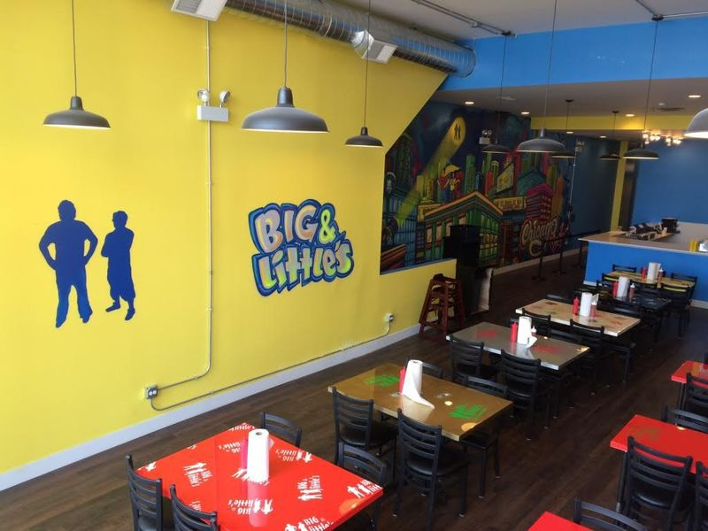 BIG & little's Wicker Park