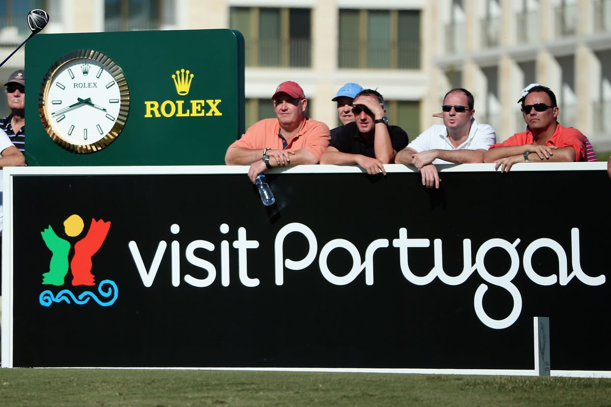 Visit Portugal, they've got Rolexes as big as your head!