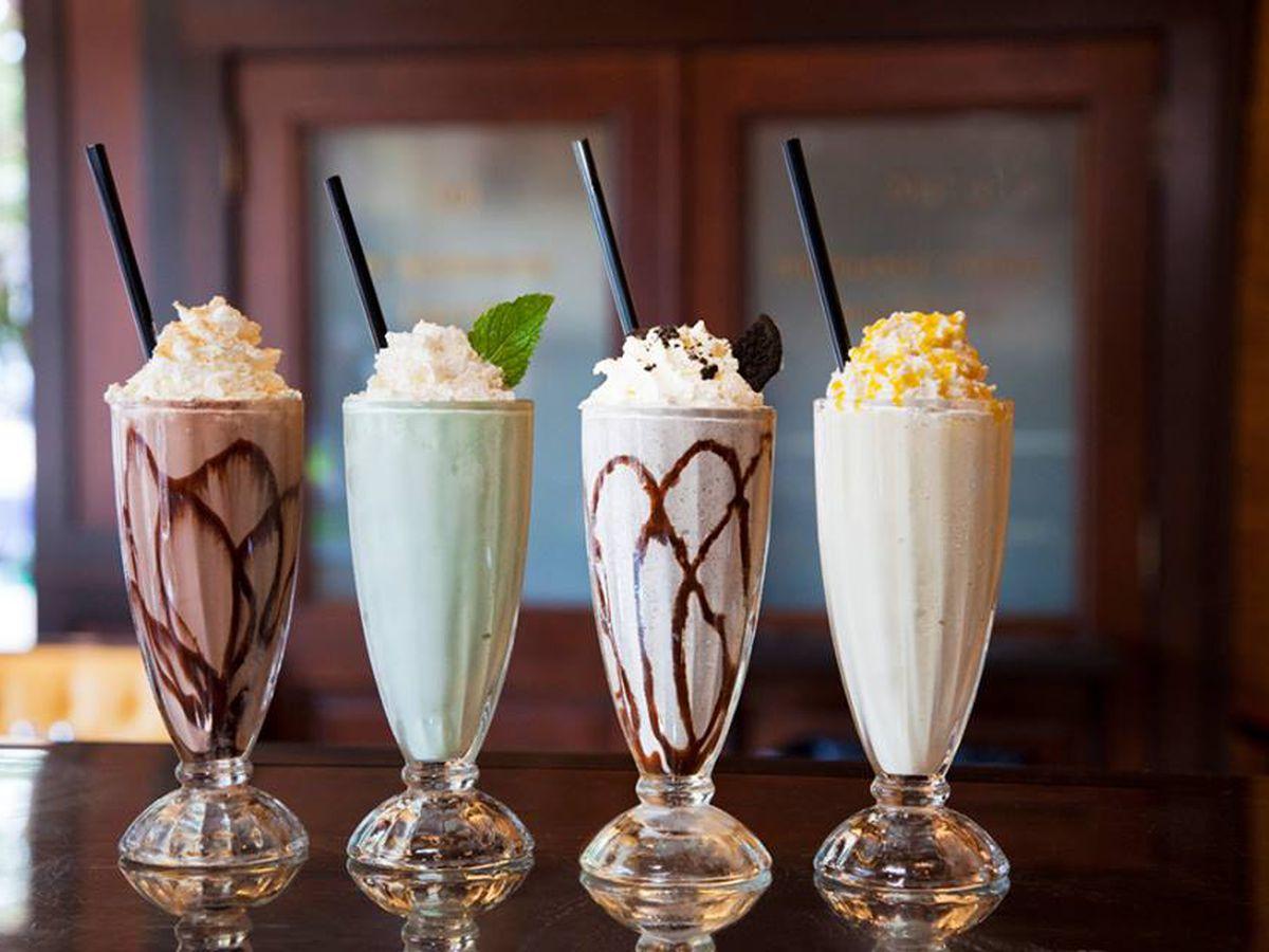 Boozy milkshakes at Ted's Bulletin