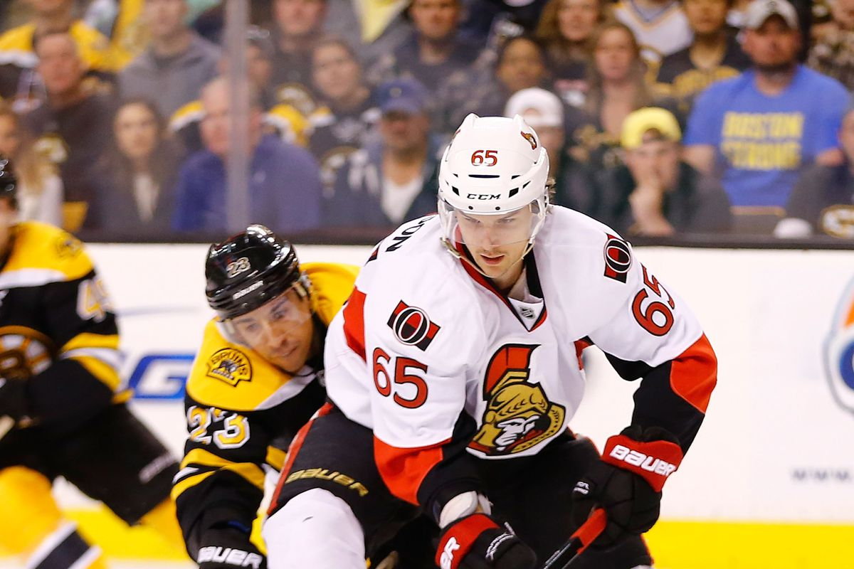 Hey, has anyone heard of this Erik Karlsson guy? I think he could be an asset for the team in the future.