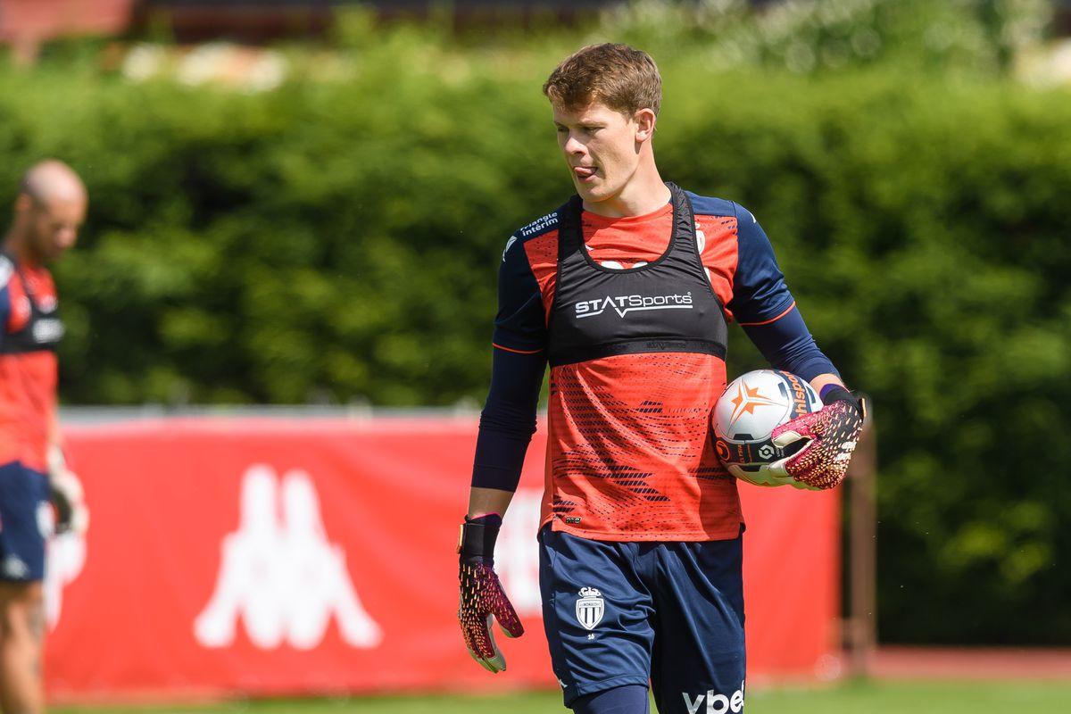 AS Monaco - Training Camp