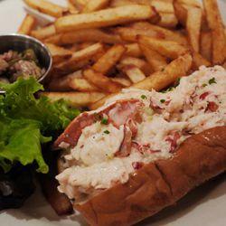 "Ed's Lobster Bar roll by <a href=""http://www.flickr.com/photos/empressm/5632774677/in/pool-eater"">EmpressM</a>."